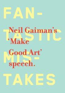 make good art speech