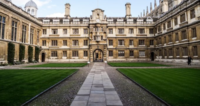 How Old is Cambridge University