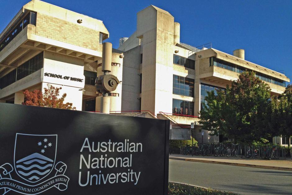 Australian National University photo