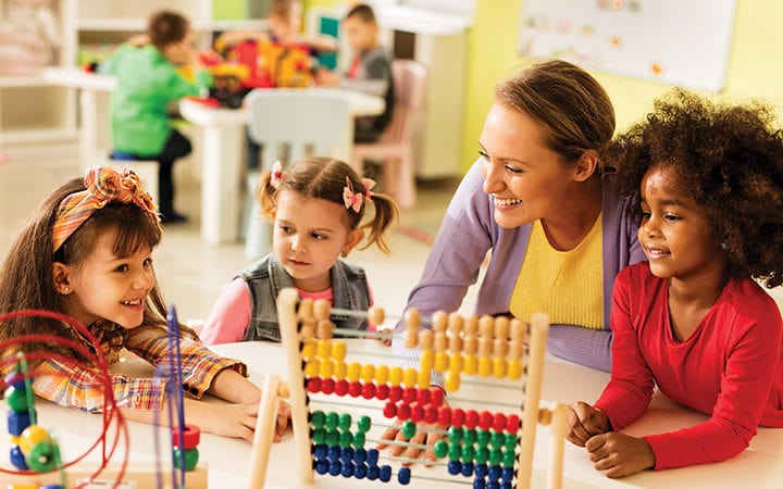 Quality in early Education in Australia