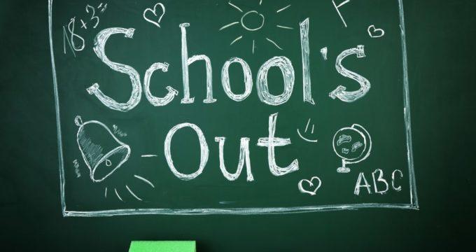 School Holidays 2019 AU